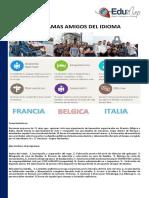 Programa Amigos Del Idioma Información