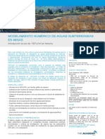 CL 2016 CourseDescription Thematic GroundwaterModellingAtMines ES (1)