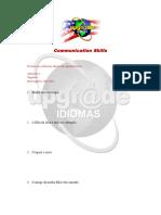 Communication Skills - Prática00