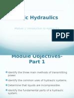 Hydraulics M1