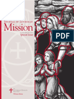 Journal of Lutheran Mission | Special Edition 2016