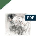 Dibujo - Línea Gestual y Masa I