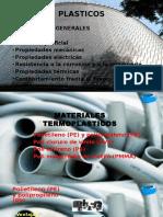 Plasticos, Geo-sinteticos, Grafeno y Nanotubulos de Carbono