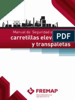 Manual de Seguridad Carretillas Elevadoras y Transpaletas