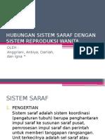 Anfis Hubungan Sistem Saraf Dengan Sistem Reproduksi Wanita