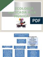 Psicología Aplicada a La Música