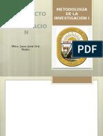 Diapositiva de Imvestigacion