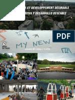 Ciudad Creativa y Desarrollo Deseable