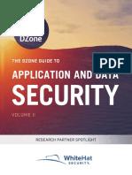 DZone Application Security Spotlight Guide