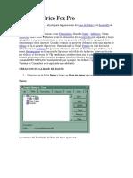 Manual Teórico Fox Pro