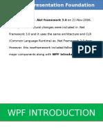 Presentation Wpf