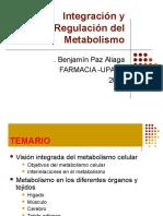 Bioquimica II Integr. y Reg Del Met Upads 2016