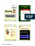 (3) Entorno Del Marketing