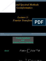 Spectral Methods & Signals_Lecture 03_Fourier Transform