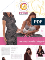 Unique Maternity Clothing designed by IMAHOT