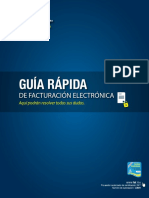 Guia Rapida de Facturacion Electronica