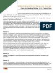 VFPxWorkbookXlsx Release Notes