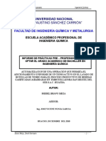 Informe de Practicas - Bachiller