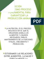 La Nutrición Uagrm-finor