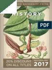 History 2017 catalog