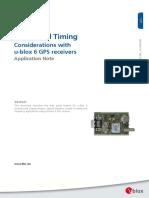Timing AppNote (GPS.G6 X 11007)