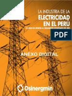 Anexo Osinergmin Industria Electricidad Peru 25anios