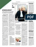 Entrevista PMeller Diario Nueva Espana
