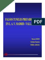Presentacion Ache2008_FALSOS TUNELES