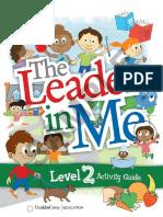 Level 2 Student Sampler