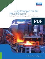 Dichtungslösungen für die Metallindustrie