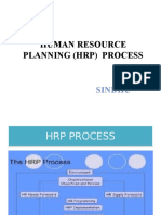(Hrp) Process