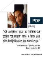 Audre Lorde - Mulheres