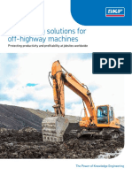 Sealing Solutions Off-highway Machines