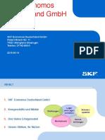 Image-Präsentation der SKF Economos Deutschland GmbH