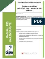 MP-07 Primeros Auxilios Psicológicos y Comunicación Efectiva