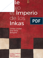 Chile Bajo El Imperio de Los Inkas