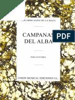 Eduardo Sainz de La Maza - Campanas Del Alba(Bells of Dawn)