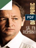 Sa Fii Roman - Dan Puric