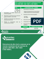 SN-AC01-V1-Estructura de Alto Nivel y Avances Normas de Gestión OK