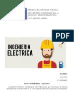 ingenieria eléctrica