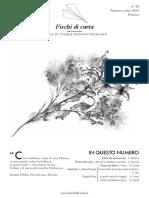 FISCHI DI CARTA numero estivo 2015 –#29