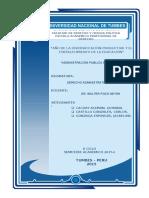 Monografía Carjaale Derecho Administrativo
