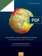 Reinhard.F.J. Hüttl Ein Planet voller Überraschungen