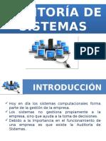 Tema 1- Auditoría y Auditoría de Sistemas (Introducción)