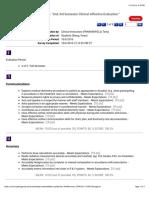 oct evaluation