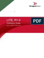Harmony Radio Lite R1.0, Installation Guide, Issue 1 A