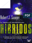Hibridos - Robert J. Sawyer