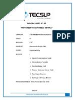 Informe de 5 movimiento armónico simple - tecsup