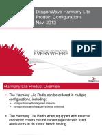 Harmony Lite Configurations Hi