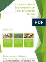 Construcción de Una Planta de Producción de Pan